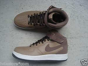 Länge Mid Bn Force 1 Brwn Brq '07 Air Brwn 45 Nike Wmdm UpqzVGMS