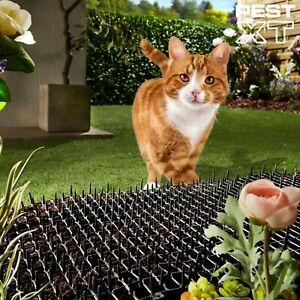 Pest XT Anti Cat Dog Scat Mat Spike Garden Animal Scarer Deterrent Repellent 2m