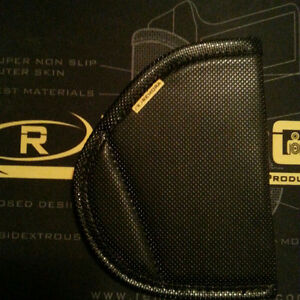 "Remora ""No Clip"" Holster # 8CH (revolver)"