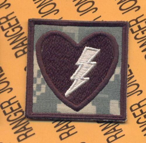 502 Inf SIGNAL 2 Bde 101st Airborne HCI Helmet patch D