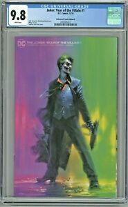 Joker-Year-Of-The-Villain-1-CGC-9-8-Bulletproof-Comics-Edition-B-Dell-039-Otto-Min