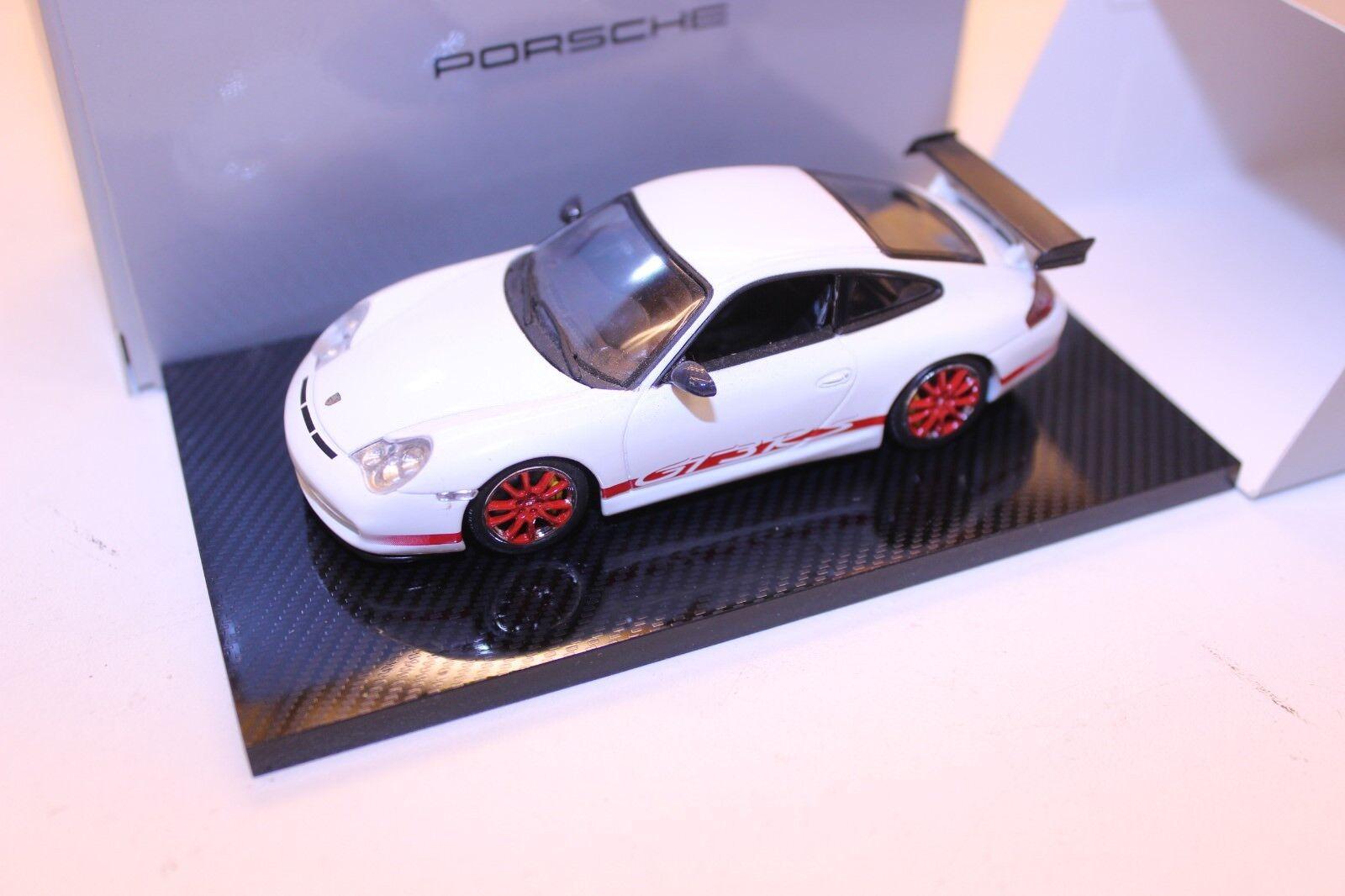 Minichamps PORSCHE 911 GT3 RS Dealer Edition Bianco rojo WAP 02011114