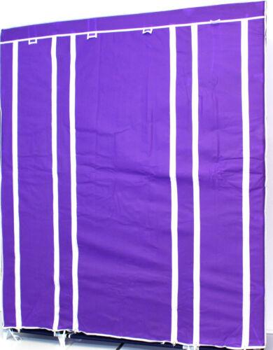 Xxxl armoire textile armoire penderie Armoire Camping armoire NOUVEAU