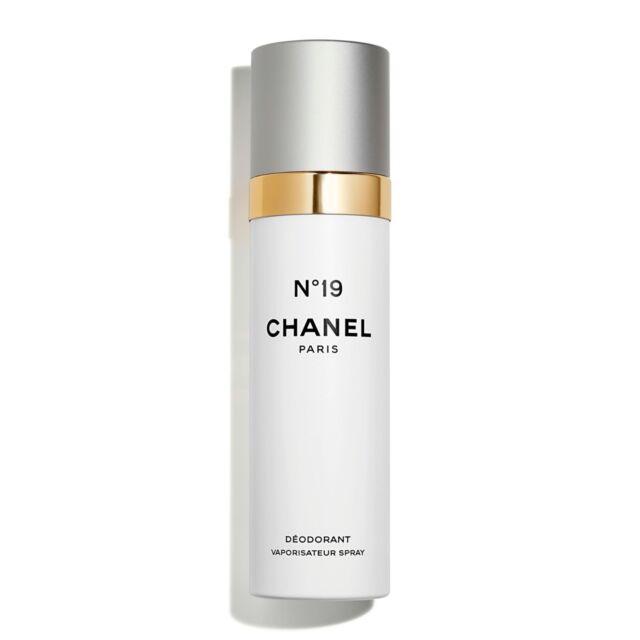 7e53bddfe5 CHANEL No. 19 Deodorant Spray 100ml for Her