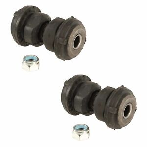 Details about For Mercedes W123 300D SET OF 2 Control Arm Bushing KIT Front  Lower Uro Parts
