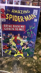 AMAZING-SPIDER-MAN-27-AUG-1965-5TH-GREEN-GOBLIN-LEE-DITKO