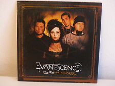 CD SINGLE EVANESCENCE My ommortal 674470 1