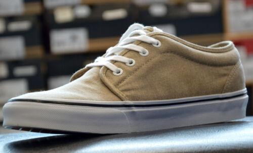 De Vans Deportivas Zapatos Hombre Skate Mujer Textil Beige Retro Zapatillas XxFHUxB