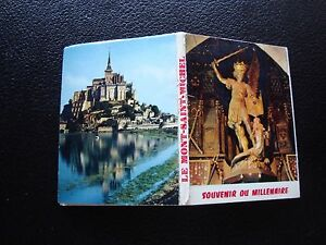 France-12-Small-Cards-The-Mont-st-Michel-cy95-French