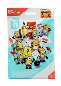 Mega Construx Despicable Me Minions Series 12 Blind Bags Minimum Of 2 Required
