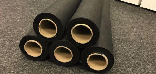 """Brosse plate-forme doublure tissu Noir Large 59/"""" daiol//Aiguilletée"""