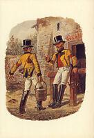 AK: Postillione Württemberg, 1850 (2)
