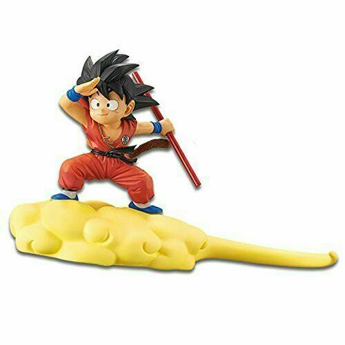 Son Goku Version A BANPRESTO Dragon Ball Kintoun Figure