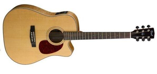nuovo di marca Guitare Electro-acoustique Cort MR710FFM Western Naturelle Maple Maple Maple  miglior prezzo
