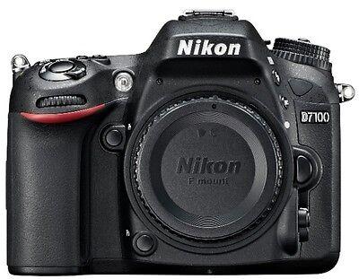 Nikon D7100 24.1MP Digital SLR Camera Body DSLR USA WARRANTY FREE SHIPPING!