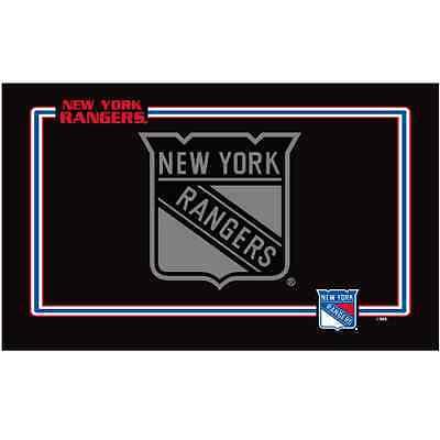 NEW NEW YORK RANGERS NEOPRENE PET DOG BOWL MAT OR PLACEMAT NON-SKID ... c79f25f08