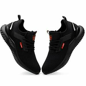 Safety Shoes for Men Women Steel Toe Trainers Lightweight Work Shoes Sports