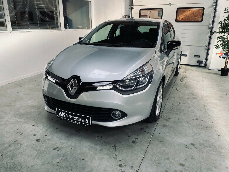Renault Clio IV 1,5 dCi 75 Expression 5d