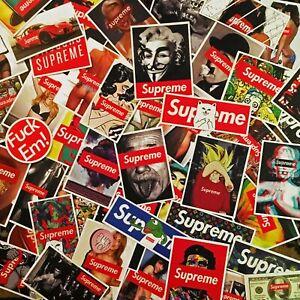 Supreme-Stickers-Matte-Supreme-Box-Logo-Pop-Culture-Stickers-Skate-Stickers
