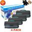 4-Pk//Pack 330-2666 Toner Cartridge for Dell 2330 2330D 2330DN 2350 2350D 2350DN