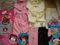 Used Nice 30 Next Bhs Disney Store Bundle Baby Girl Clothes 12/18 Mths (4.2)