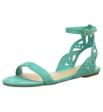 Aldo Lillywhite, Women's Sandals, Green (Medium Green / 46) 6 UK (39 EU)