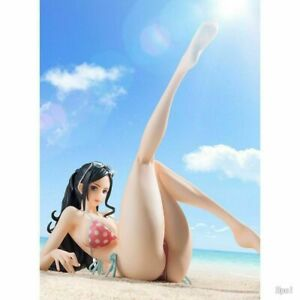 Sexy Nico Robin Limited Bikini Figure Toy PVC Anime One Piece Collectible No Box