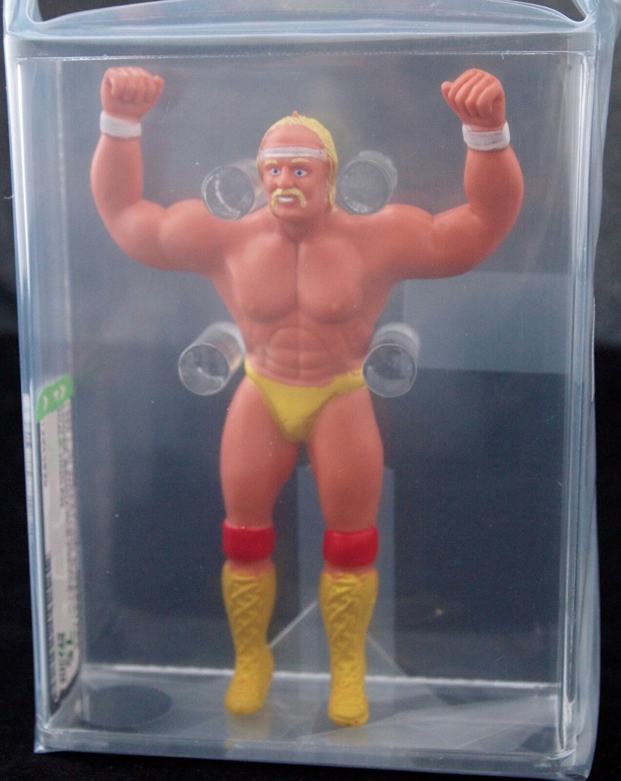 1985 lucha de superestrellas Hulk Hogan LJN Suelto bendies figura autoridad Figura de Acción 75