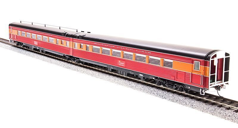BROADWAY LTD   692 HO SOUTHERN PACIFIC MORNING DAYLIGHT SPECIAL PASSENGER CAR SP