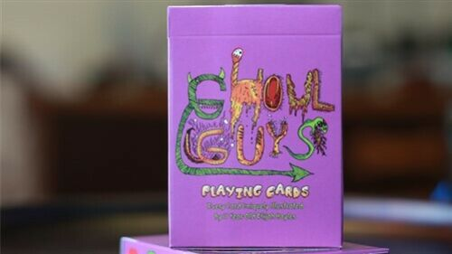 Ghoul Guys Playing Cards Magic Tricks