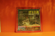 GUY & RALNA - COUNTRY SONGS WE LOVE TO SING - 1973 IN SHRINK VINYL LP RECORD -i