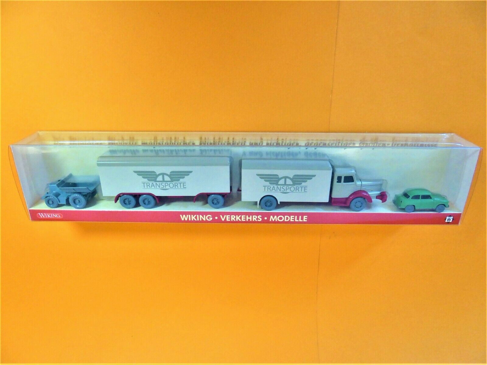 WIKING PMS 202799 PMS Verkehrs-Modelle Ausgabe Nr.49 1 87 TOP&OVP