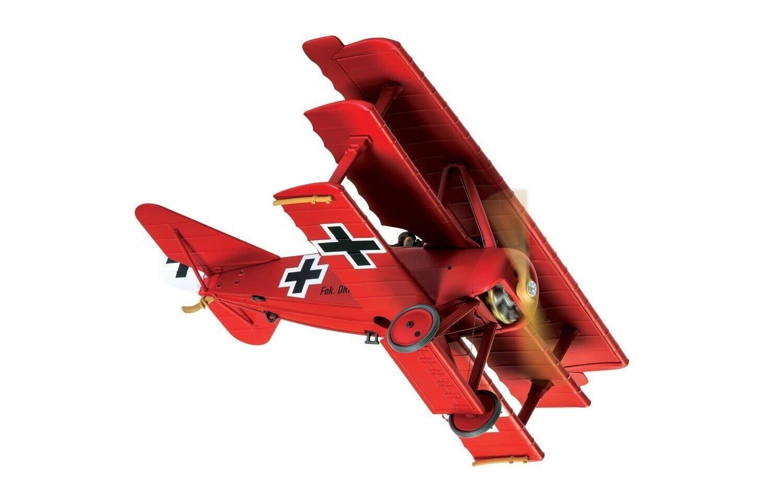 Corgi 1 48 German Fokker Dr.1 Triplane Fighter - Red Baron,  AA38308