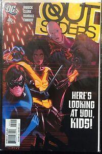 The-Outsiders-Vol-3-40-Vf-1st-Imprime-Dc-Comics