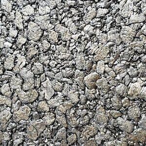 Modern-Charcoal-Silver-Gray-Big-Chip-Stone-Natural-Mica-Wallpaper-Plain-Textured