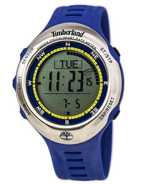 materno Empuje Festival  Timberland Unisex 13386jpbus 01 Washington Summit Digital Sensor Pacer Watch  for sale online | eBay