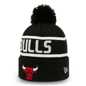 New-Era-Team-Jake-Chicago-Bulls-Bobble-Hat-Black