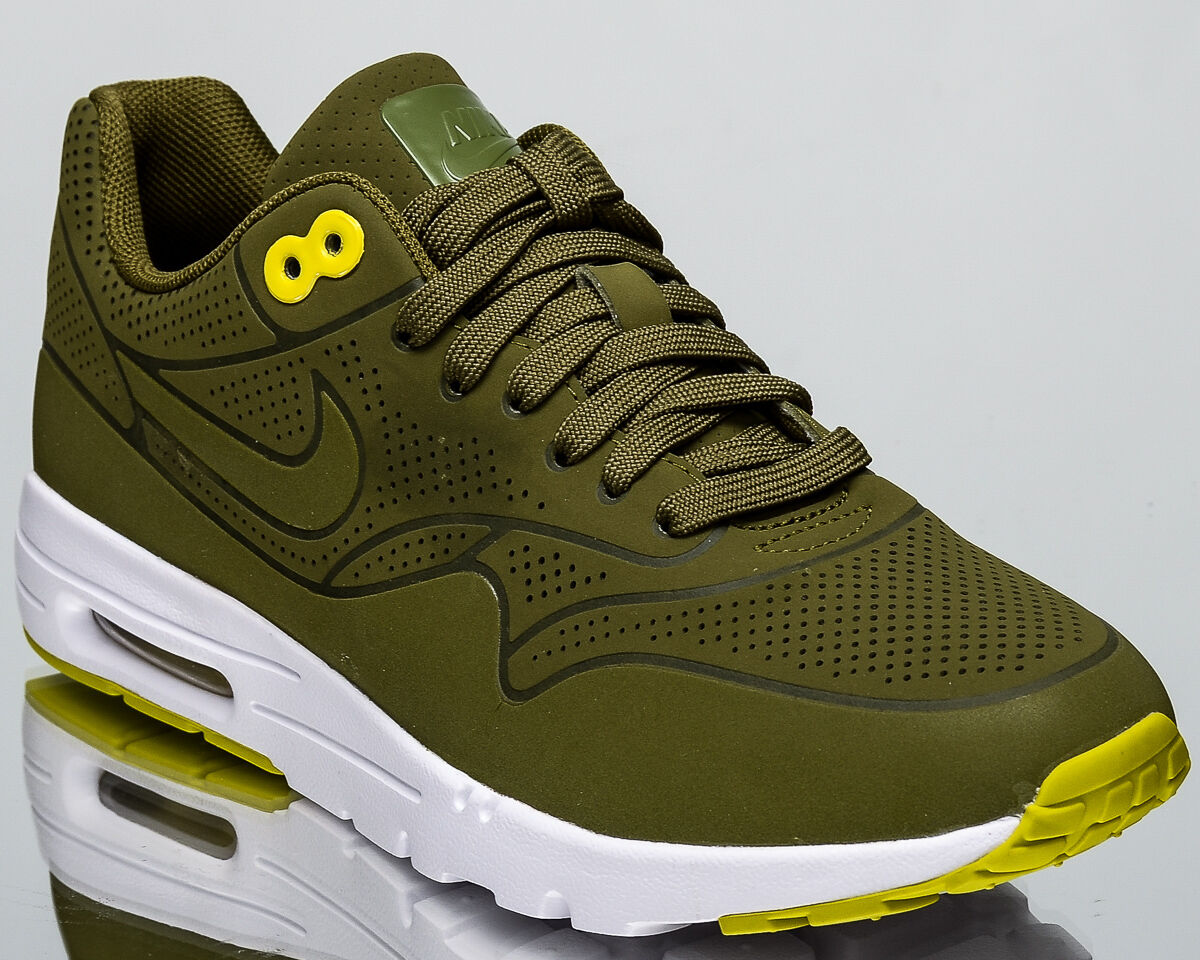 Nike WMNS Air Max 1 Ultra Moire women lifestyle sneakers NEW olive flak