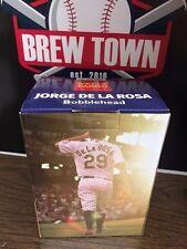 Jorge De La Rosa #29 Colorado Rockies Bobblehead NIB Wells Fargo (WI)