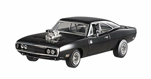 HOT WHEELS 1970 DODGE CHARGER ELITE  THE FAST & FURIOUS MOVIE 2001 1 43 BLY27