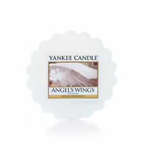 YANKEE-CANDLE-Wax-Melt-ANGEL-039-S-WINGS-22-g-Tart