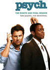 Psych: The Eighth and Final Season (DVD, 2014, 3-Disc Set)