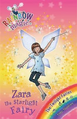 1 of 1 - Zara the Starlight Fairy (Rainbow Magic), Meadows, Daisy, Very Good condition, B