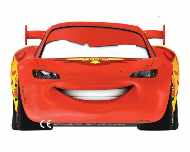 Disney Cars Boys Supplies Tableware Decorations Birthday Party Paper