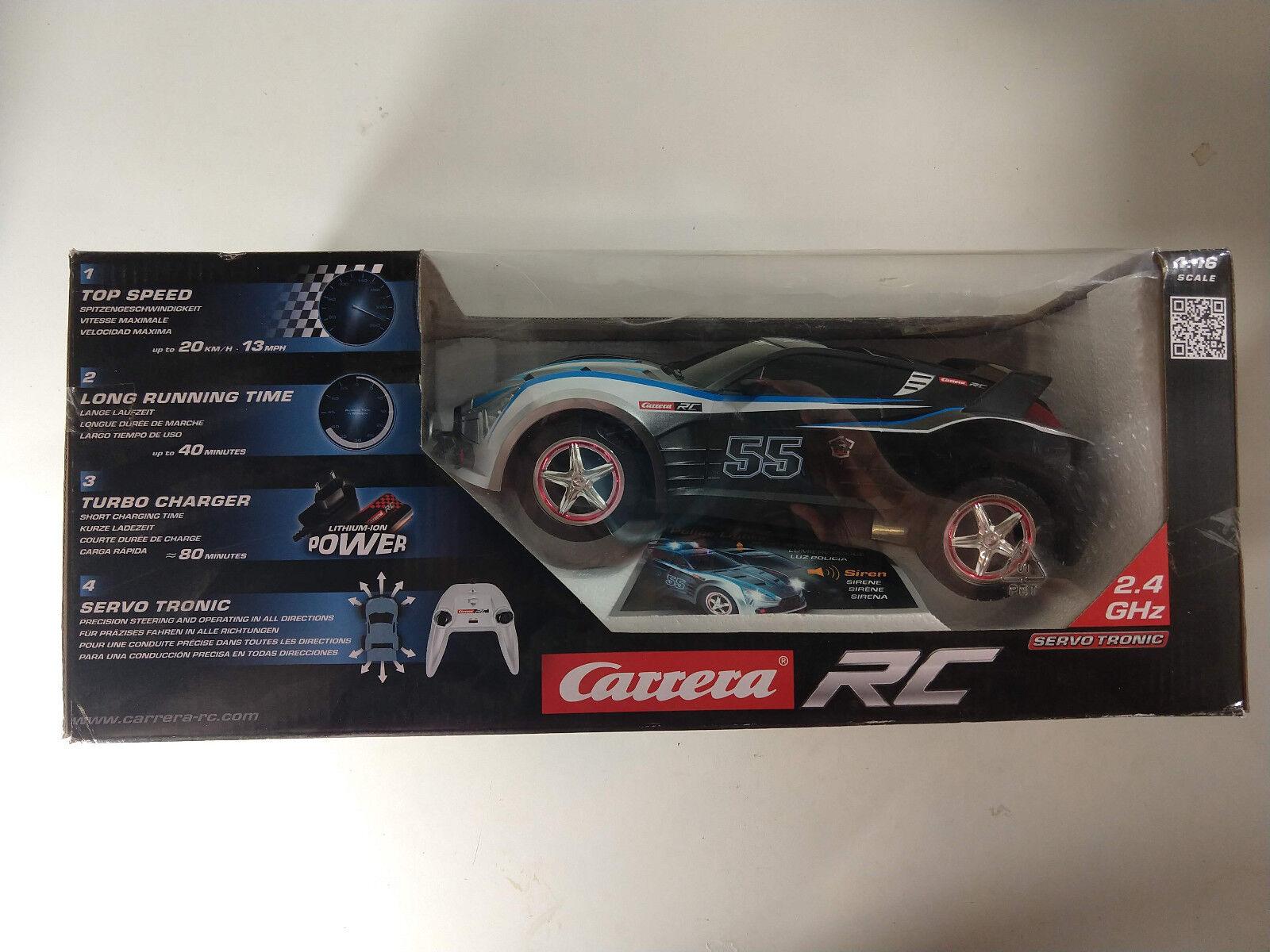 Carrera - spion controll ferngesteuerten rennwagen 49 mhz
