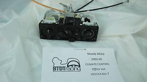 Mazda-Miata-climate-control-module-1999-05