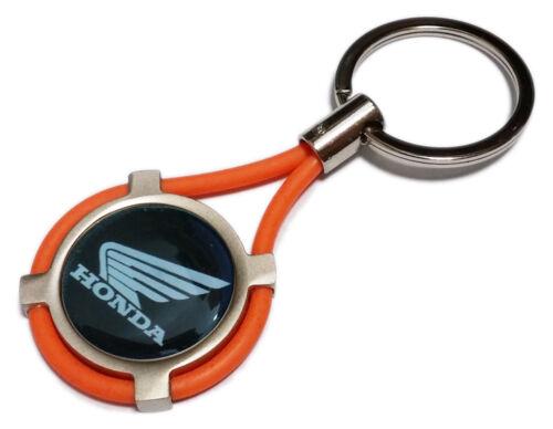 Neu Schlüsselanhänger Honda Auto Motorrad Keyring CBR Fireblade VFR Gold Wing