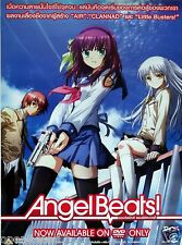 ANGEL BEATS! ASIAN PROMO POSTER - Japanese Anime Television Series, Enjeru Bītsu