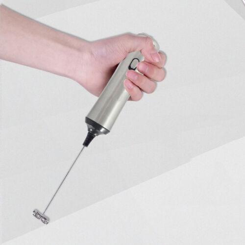 USB Milchaufschäumer Set für elektrische Milchschokolade Schneebesen Mixer