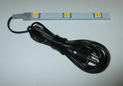 LED-Beleuchtung 3,5 Volt Kahlert Licht für Puppenhaus oder Krippen *NEU//OVP*